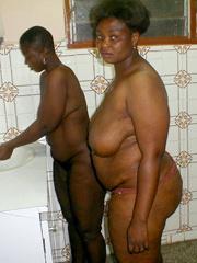 ebony mom